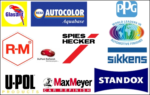 car paint - Paint Brand Names