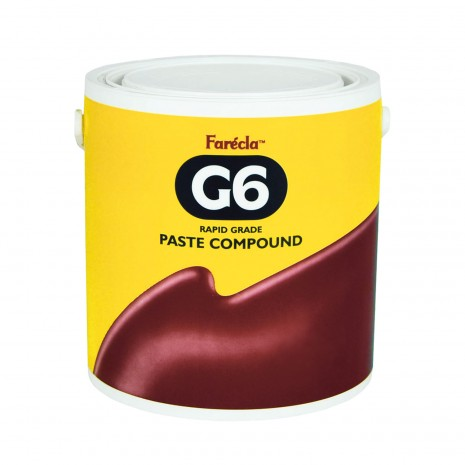 G6 Regular Grade Paste Compound 3Kg