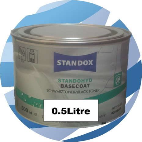 331 Red Pearl Standohyd Basecoat Tinters 0.5L