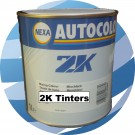 P420-122 Black Ready Mixed ICI Nexa Autocolour 2K 1 Litre