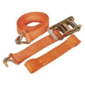 Car Transporter Ratchet Strap 50mm x 3m