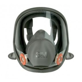 3M6000 Series Full Face Respirator Mask