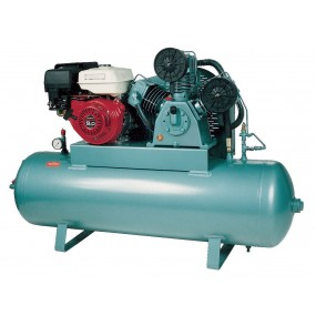Stationary Petrol Compressor 10HP 200L