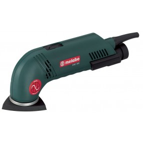 Metabo 93mm Triangular Sander 240v