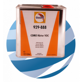 Glasurit 888 Como Hardener 2.5L