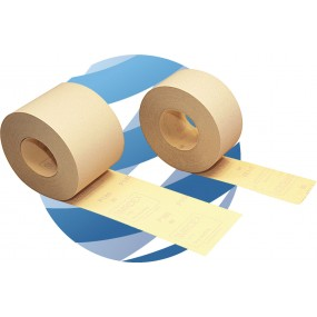 Velcro backed Abrasive Roll 115mm x 25m