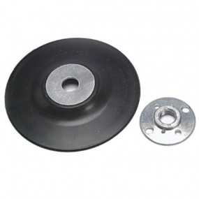 100mm Back Pads for fibre discs on grinders