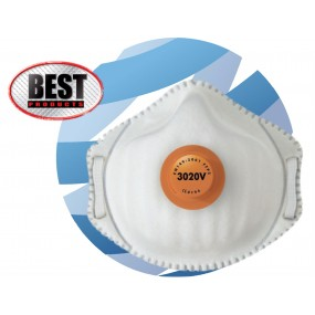 BEST P2 Valved Dust Masks (10)