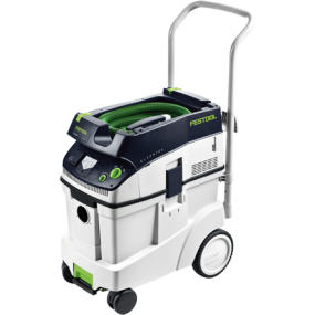 Festool CLEANTEX CTL48 Dust Extractor - 48Ltr