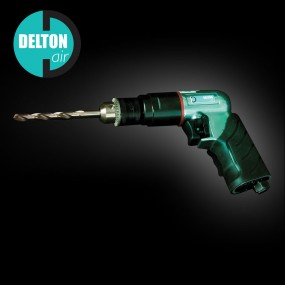 "DELTON 3/8"" Heavy Duty Air Drill"