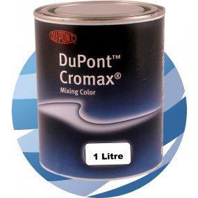 1402W White DuPont Cromax Waterbased Tinter 1Ltr