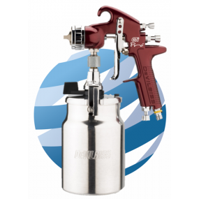 DeVilbiss GTi Pro Suction Spraygun