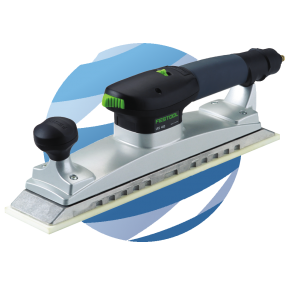 Festool Compressed Air Orbital sander LRS 400 Long Bed