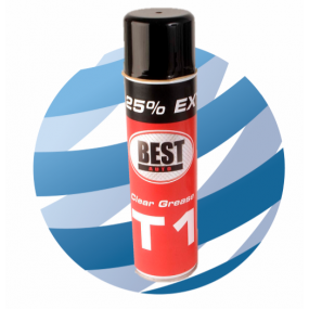 BEST T2 Clear Grease 500ml