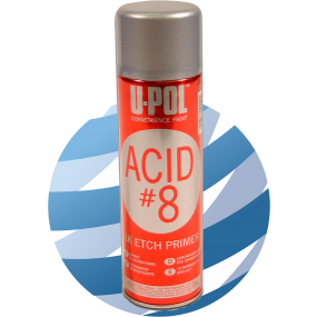 U-pol ACID 8™: Acid Etch Primer 450ml