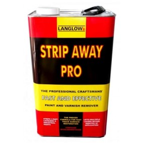 Paint Stripper Premium Industrial Gel Type 5L
