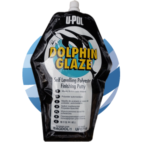 Dolphin Glaze Finishing Stopper 440ml