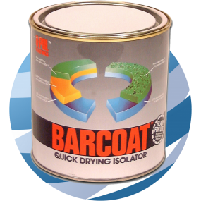 U-Pol BARCOAT™: Quick Drying Isolator 1Ltr