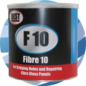 BEST F10 Fibreglass Repair Filler