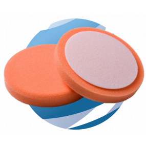 "BEST O4 Orange Compounding Foam 150mm (6"")"