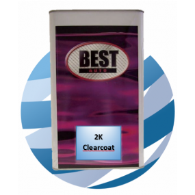 BEST Spray-it L7 Clearcoat 2K 5L