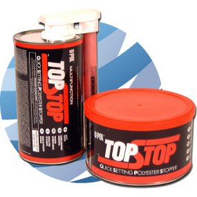 Top Stop Polyester Stopper 1300ml