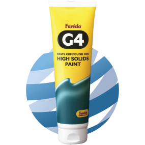 Farecla G4 Paste for High Solids Paint 400g