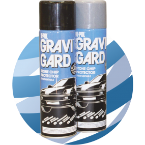 U-Pol GRAVI-GARD™: Anti-Stone Chip Coating Aerosol