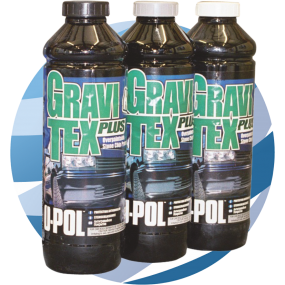 U-Pol GRAVITEX PLUS®: HS Stone Chip Protector 1Ltr