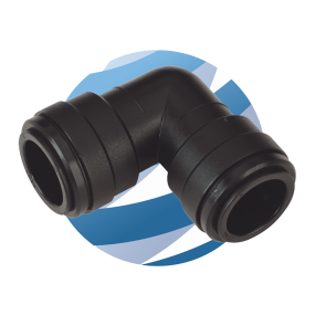 Fast Fit 22mm Equal Elbow for 22mm Piping