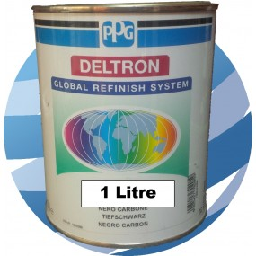 D717 Bright Red PPG Deltron Tinter - 1 Litre