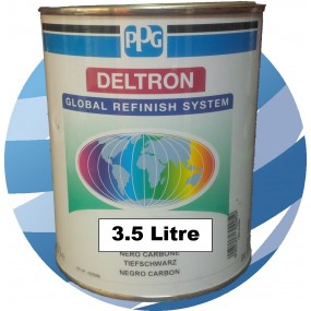 D701 Blue Black PPG Deltron Tinter - 3.5 Litre