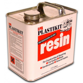 Polyester Resin for GRP repairs