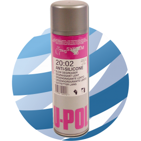 U-Pol Degreaser Slow Aerosol 400ml