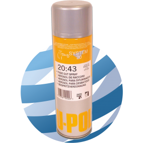 U-Pol Fade Out Thinner Aerosol 500ml