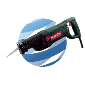 METABO 1200 WATT ELECTRONIC ORBITAL SABRE SAW PSE 1200