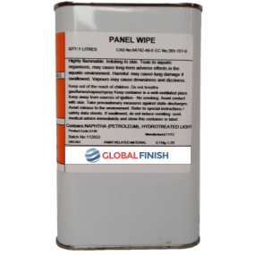 Panel Wipe Degreaser 5Ltr