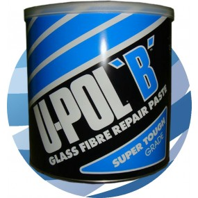 U-pol B Fibreglass Repair Filler