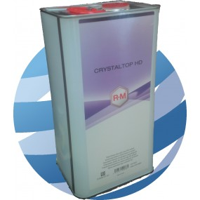 Crystaltop RM Lacquer Clearcoat 5 Litre