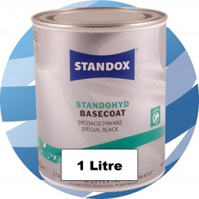 395 Extra Fine Silver Standohyd Basecoat Tinters 1L