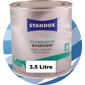 394 Fine Silver Standohyd Basecoat Tinters 3.5L
