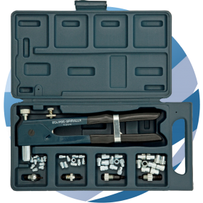 Nutsert Tool Kit by Eclipse