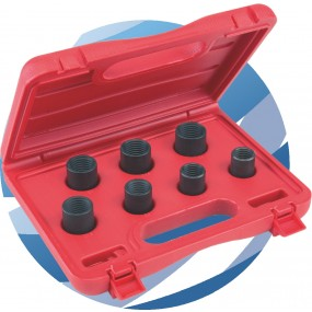 Locking Wheel Nut Sockets - Set of 7