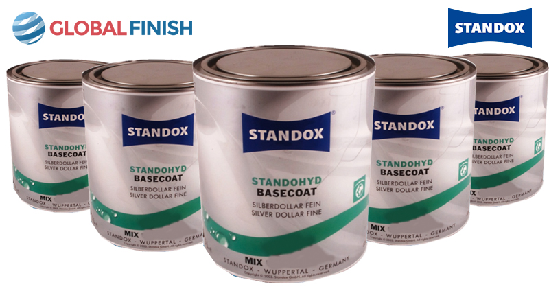 Product Spotlight: Standox Standohyd Basecoat Tinters